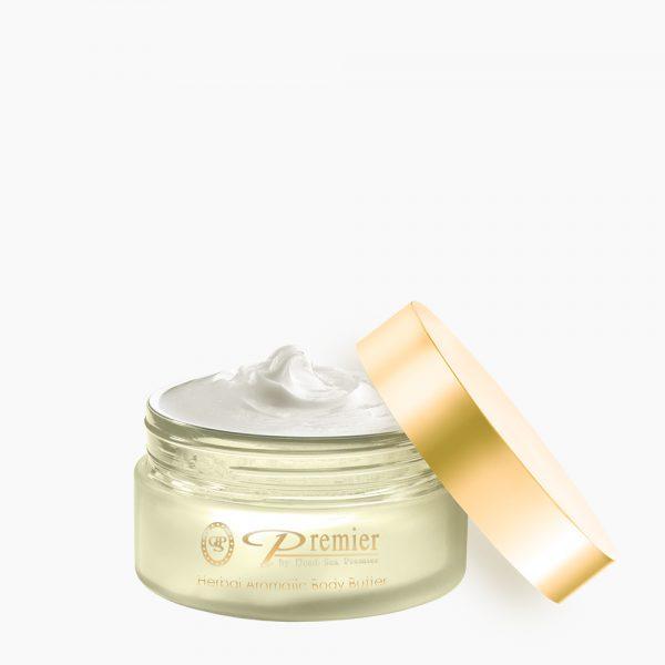 Aromatic Body Butter – Lemongrass & Mandarin