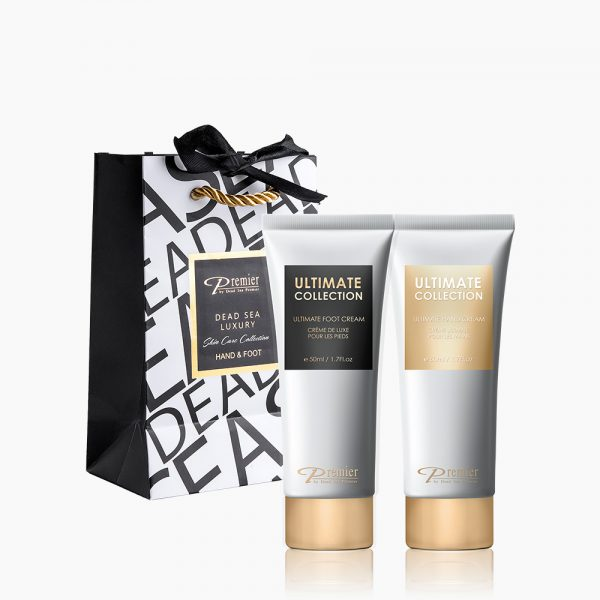 DEAD SEA Luxury Skin Care Collection - Hand & Foot 1