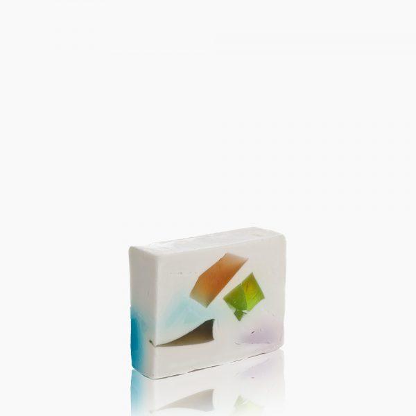 Original Hand Made Dead Sea Salt Soap - Vanilla Mix