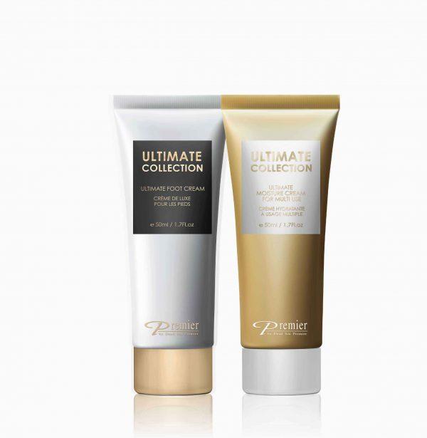 Classic Dead Sea Luxury Skin Care Collection - Moisturize & Foot